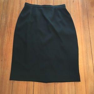 Liz Claiborne Classics Pencil Skirt Size 4